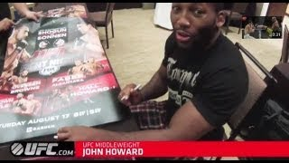 FOX Sports 1: Hall and Howard Fight Week Vlog