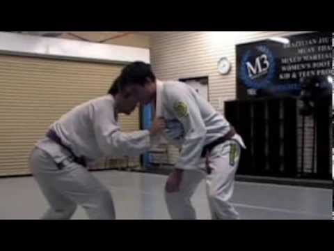 M3 Instruction - Standing Double Leg
