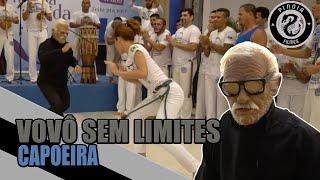 Old Man Capoeira Prank - Vovô jogando capoeira