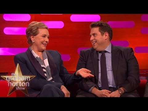 Baixar Julie Andrews Talks About Going Topless On Film - The Graham Norton Show