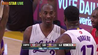 NBA LA Clippers vs LA Lakers 2015.12.25 - Full Game