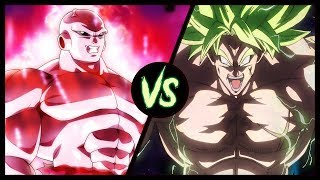 Broly VS Jiren | Dragon Ball Super