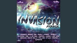 Invasion Riddim (Instrumental)