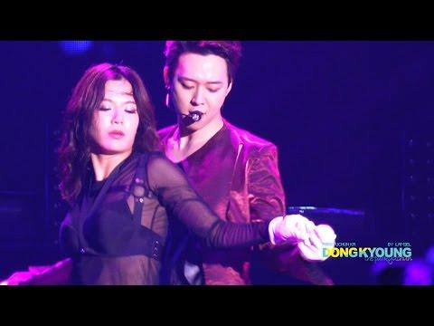 [4K초고화질] JYJ  Letting Go YUCHUN focus in Seoul,Honkong,Beijing edit ver. HD