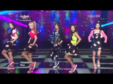 (120615)(HD) f(x) - Jet + Electric Shock (Comeback Stage)