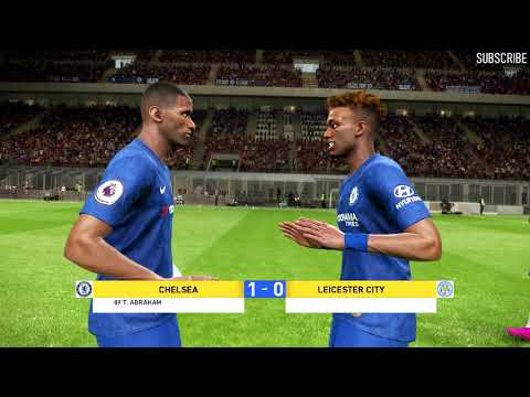 PES 2019 | Chelsea vs Leicester City - EPL Matchday 2