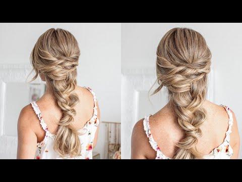 Twisted French Braid | Missy Sue