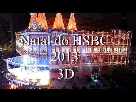 3D - Natal do HSBC 2013 version 2 - Completo
