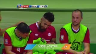 CFC 2016: Canada vs Curaçao Highlights