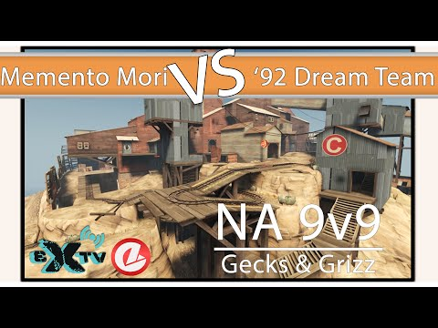 eXtv/EVLTV Live: UGC HL Plat - Memento Mori vs '92 Dream Team