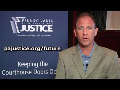President of Pennsylvania Association for Justice