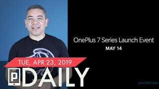 OnePlus 7 Pro Event, Honor 20 Pro Rumors & more - Pocketnow Daily