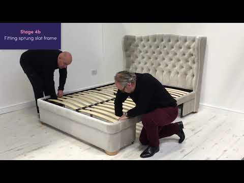 Maree assembly video - Dreams Beds