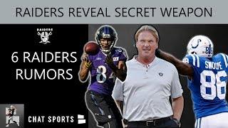 Raiders' Secret Weapon, Erik Swoope Impact, Kyle Rudolph Trade Rumors, Morris Claiborne Free Agency