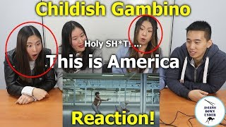 Asians Watch Childish Gambino - This Is America | Reaction - Aussie Asians