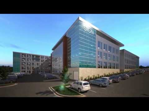 The Campus - Virtual Tour Architectural Animation