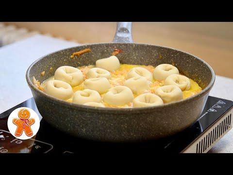 Бубляши с Мясом ✧ Простое Домашнее Блюдо