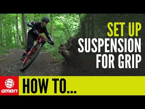How To Set Up Mountain Bike Suspension For Maximum Traction