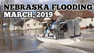 NEBRASKA FLOODING 2019 (the most important video I've ever made)