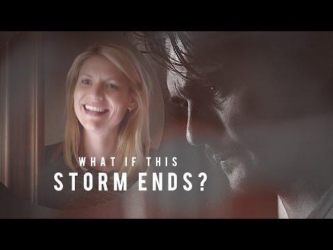 Quinn & Carrie - Storm (6x05)