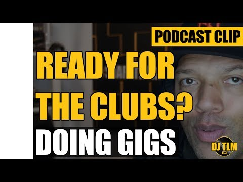 Are you ready to play in clubs? | DJ gigs | share the knowledge podcast