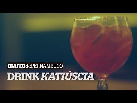 Drink da Sexta: Katiúscia