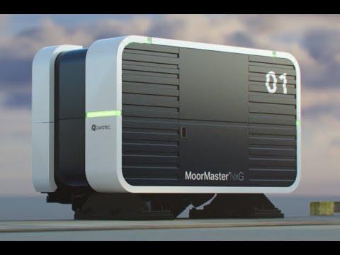 Next generation vacuum mooring with MoorMaster NxG: sleeker, smarter, easier