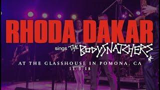 """Rhoda Dakar w/The Selecter """"Let's Do Rocksteady"""" @ The Glasshouse in Pomona, CA 11-3-18"""