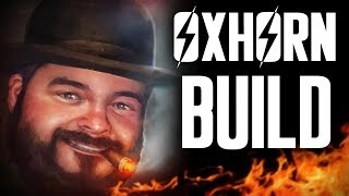 Fallout 4 Builds - The Beard - Oxhorn Tribute Build