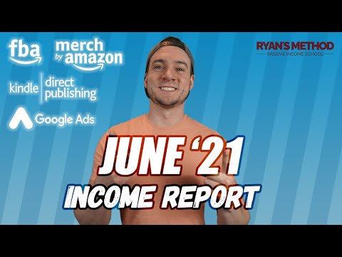 June 2021 Income Report — BIG MONTH!! 🙌