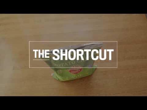 Shortcut: No-Clip Chip Bag Fold