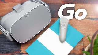Oculus Go Review! The All-in-one VR Headset