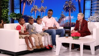 Ellen's Life-Changing Gift for Teacher Who Pampers His Students