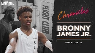 BRONNY JAMES JR. | EP.04 | Mars Reel Chronicles