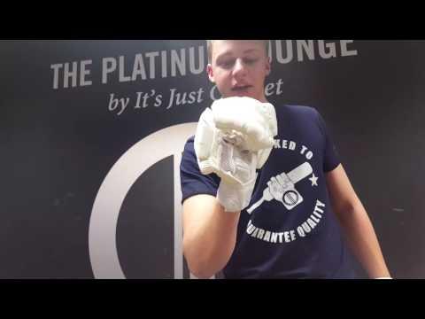 XX Cricket RR 1 Batting Gloves