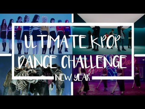 ULTIMATE KPOP RANDOM DANCE CHALLENGE (NEW YEAR SPECIAL)