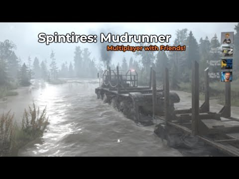Spintires Mudrunner Opname 21022018
