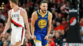 Warriors SWEEP Blazers in 2019 Western Conference Finals Post-Game Recap - What an EMBARRASMENT!