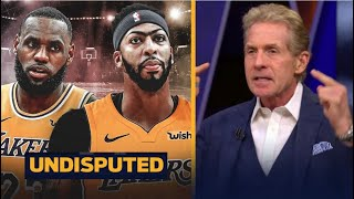 "Skip Bayless ""admit"" Stop LeBron, AD & the Lakers is the ""mission Impossible"" to Jokic & Nuggets"