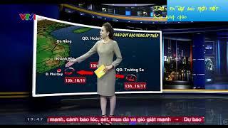 Bản tin dự báo thời tiết ngày 17/11/2018
