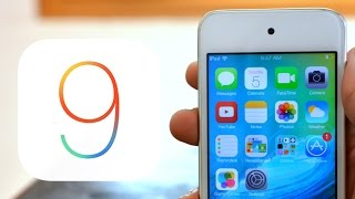 How to get iOS 9 on iPod touch 4g and iPhone 3GS and iPad 1 (Older Devices)