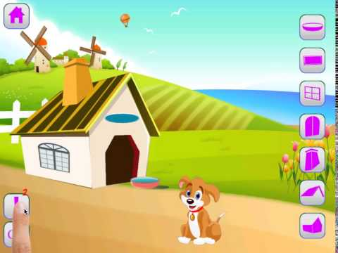 ZOE'S DREAM KENNEL - Amazing iPad Memory App for Kids