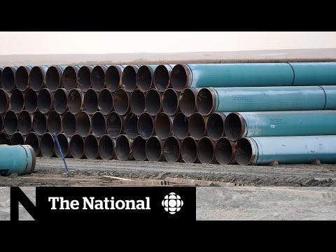 Alberta town's mini boom from Keystone XL construction