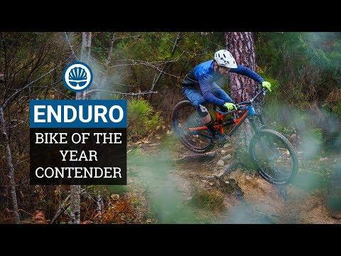 Nukeproof Mega Pro 275 - Enduro Bike of the Year 2018 Contender