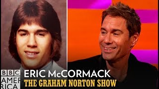 Eric McCormack's Throwback Photo Gets Roasted - The Graham Norton Show
