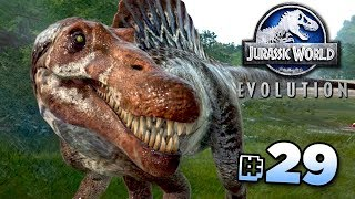 IT KILLED WHAT NOW?!? - Jurassic World Evolution FULL PLAYTHROUGH | Ep29 HD