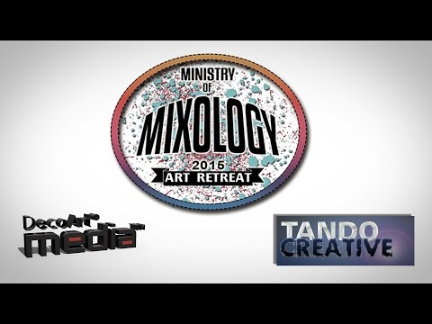 MINISTRY OF MIXOLOGY Poster