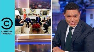 Donald Trump's Border Wall Meltdown | The Daily Show With Trevor Noah