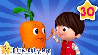 Yum Yum in your Tum | Little Baby Bum | Baby Songs & Nursery Rhymes | Learning Songs For Babies