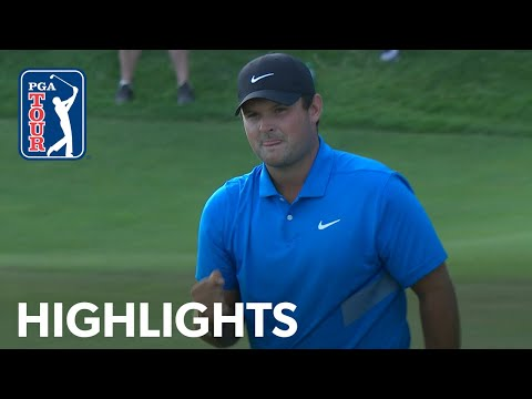 Patrick Reed's highlights | Round 4 | THE NORTHERN TRUST 2019